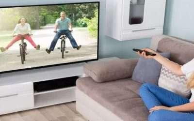 Internet en TV pakket zeer handig gebleken