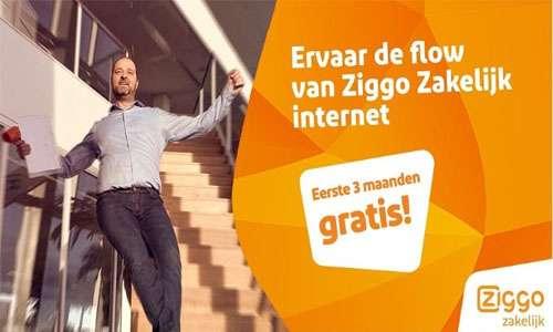 zakelijk internet van ziggo