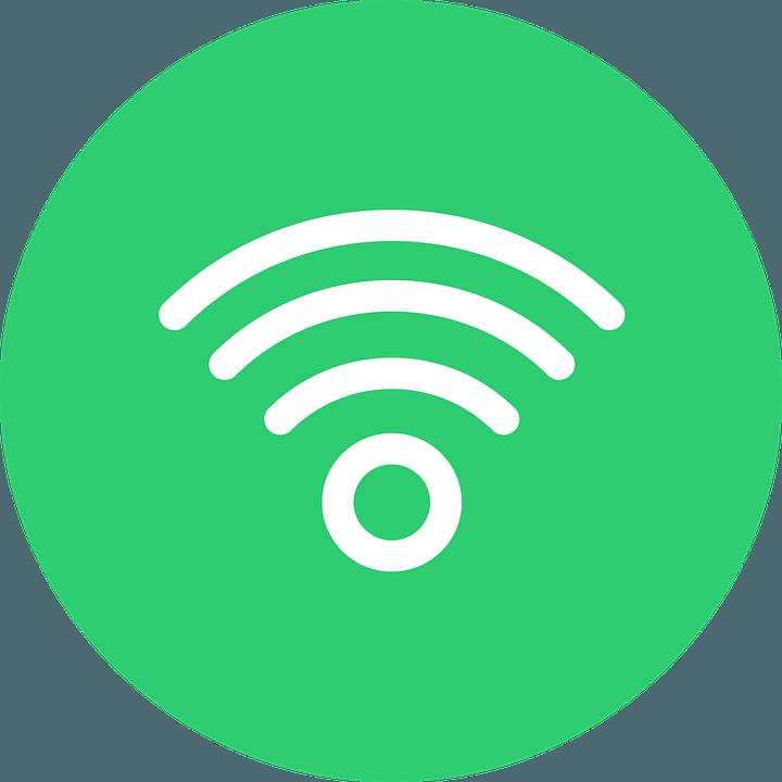 nle logo wifi