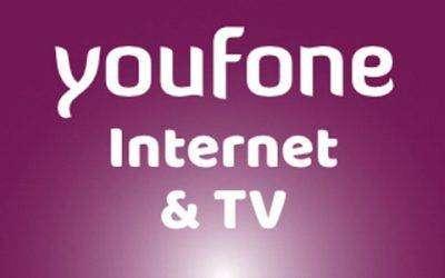 Youfone Internet & TV, beste aanbieder voor u?